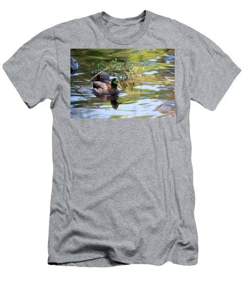 Common Drake Men's T-Shirt (Athletic Fit)