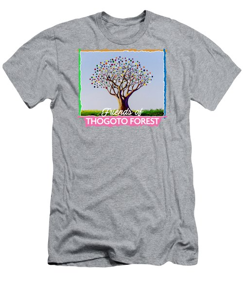 Community Tree Men's T-Shirt (Athletic Fit)
