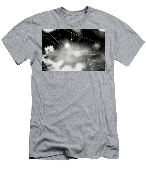 Men's T-Shirt (Athletic Fit) featuring the photograph Connected by Sue Collura