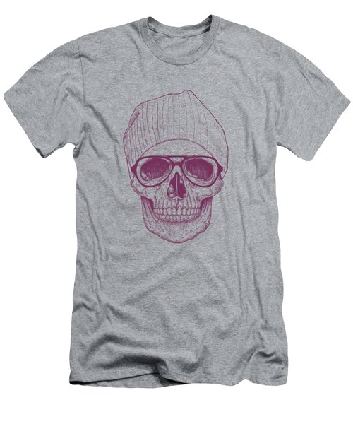 Cool Skull Men's T-Shirt (Athletic Fit)