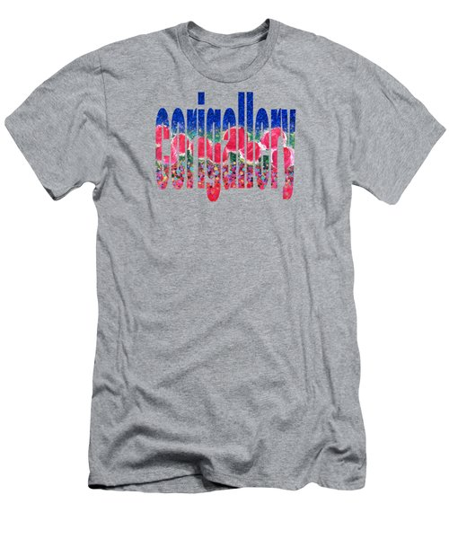 Corigallery Men's T-Shirt (Athletic Fit)