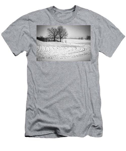 Corn Snow Men's T-Shirt (Athletic Fit)