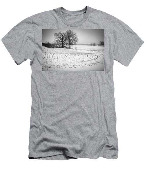 Corn Snow Men's T-Shirt (Athletic Fit)