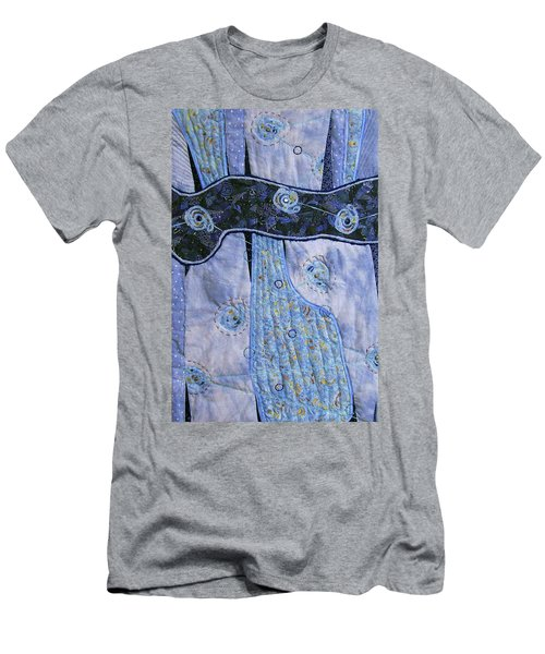 Cosmic Connectivity Men's T-Shirt (Athletic Fit)