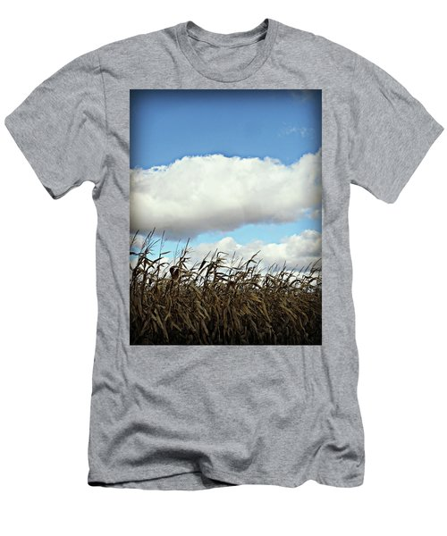 Country Autumn Cuves 5 Men's T-Shirt (Athletic Fit)