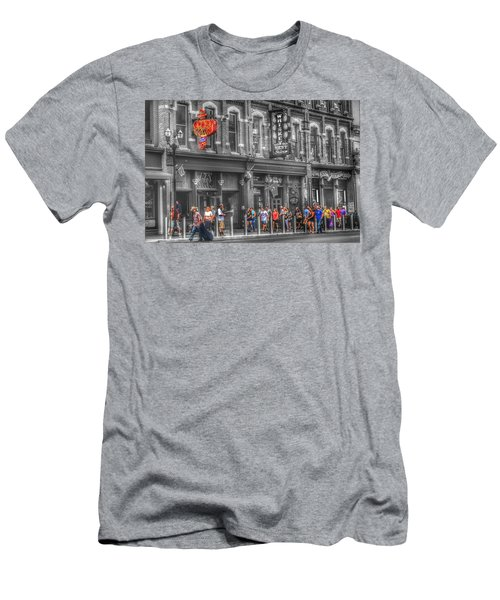 Crazy Town Men's T-Shirt (Athletic Fit)