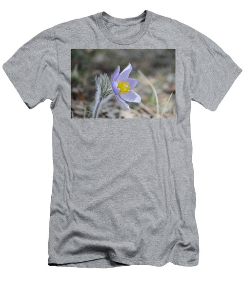 Crocus Men's T-Shirt (Athletic Fit)