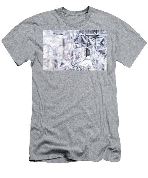 Crystal Bling I Men's T-Shirt (Athletic Fit)