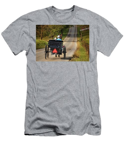 Curiosity Men's T-Shirt (Athletic Fit)