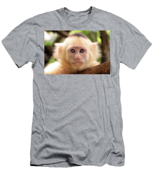 Curious George Men's T-Shirt (Athletic Fit)