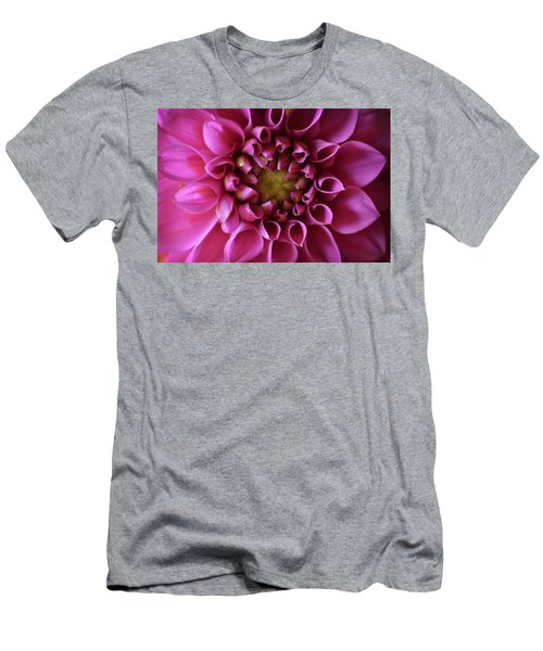 Curled Up Men's T-Shirt (Athletic Fit)