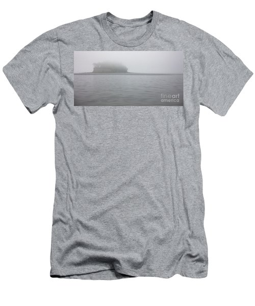 Cutts Island State Park Men's T-Shirt (Athletic Fit)