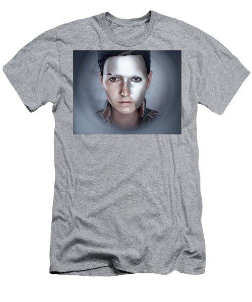 Cybernetics Men's T-Shirt (Athletic Fit)