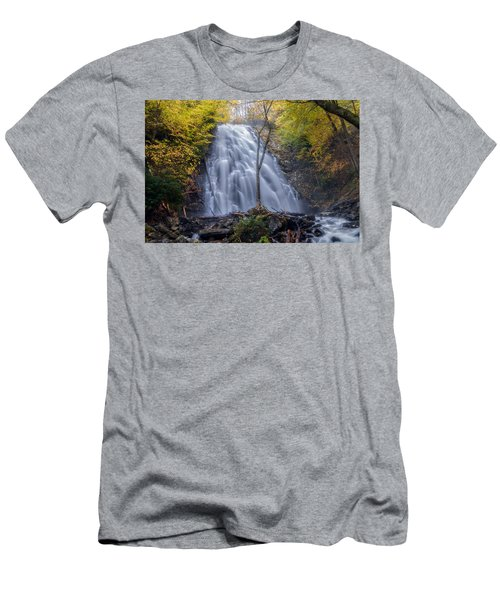 Dawn At Crabtree Falls Men's T-Shirt (Athletic Fit)