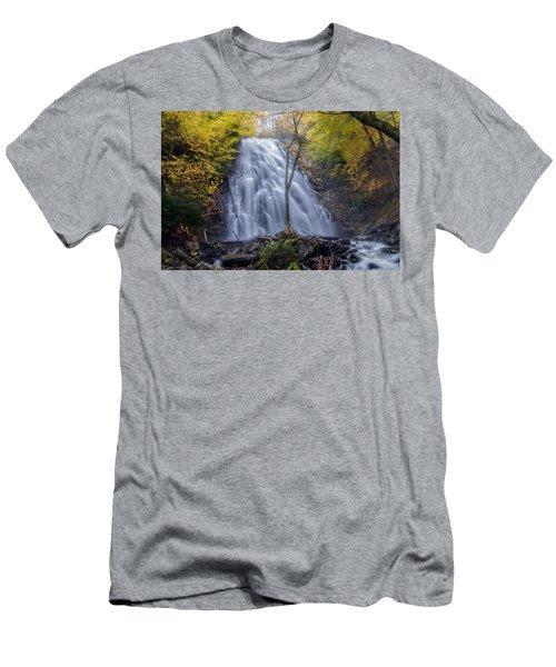 Dawn At Crabtree Falls Men's T-Shirt (Athletic Fit)