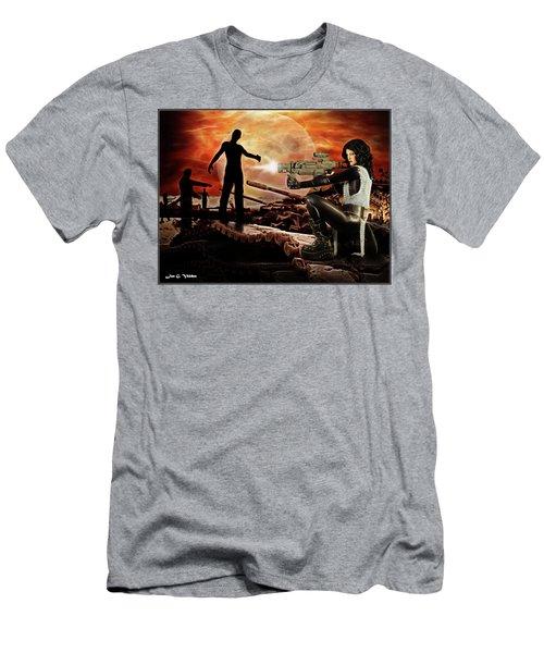 Dawn Of The Dead Men's T-Shirt (Athletic Fit)