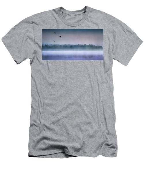 Dawn Of The Fog Men's T-Shirt (Athletic Fit)