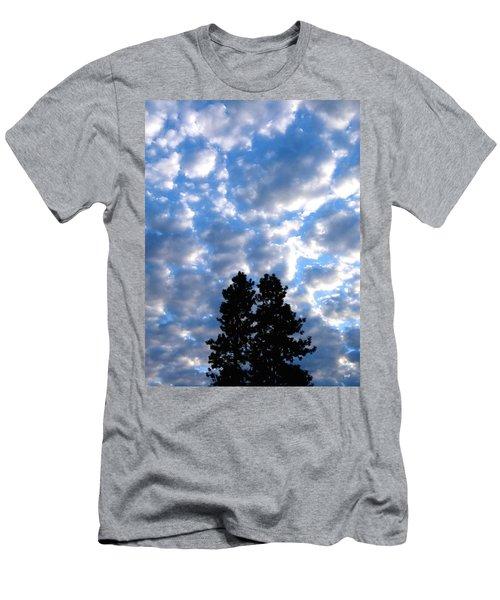 Dawn Sky 2 Men's T-Shirt (Athletic Fit)