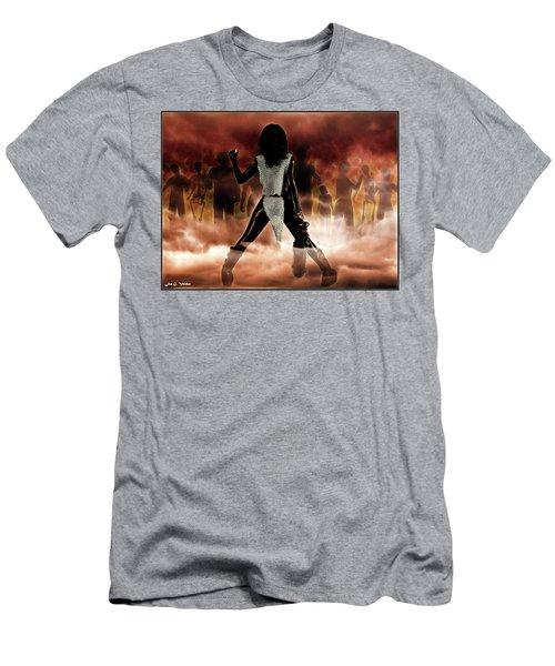 Deathstalker Vs Evil Dead Men's T-Shirt (Athletic Fit)
