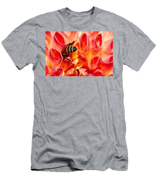 Deep Dive Men's T-Shirt (Athletic Fit)
