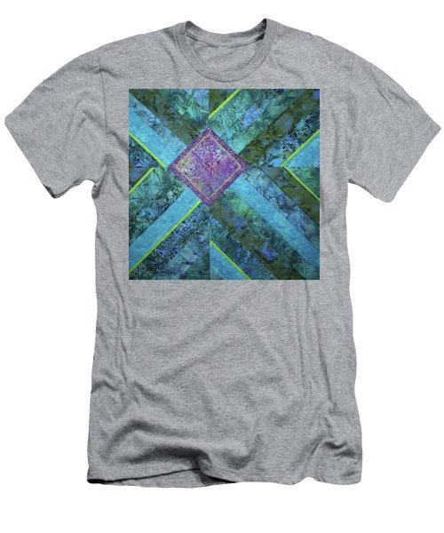 Depth Men's T-Shirt (Athletic Fit)