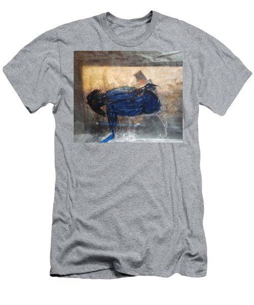 Desire By Nietzsche Men's T-Shirt (Athletic Fit)