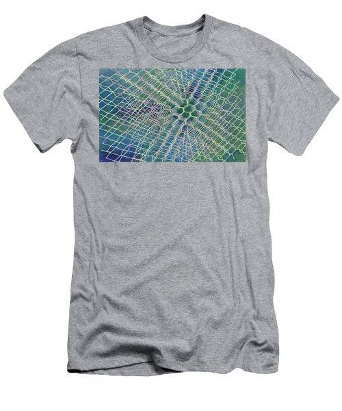 Diamond Men's T-Shirt (Athletic Fit)