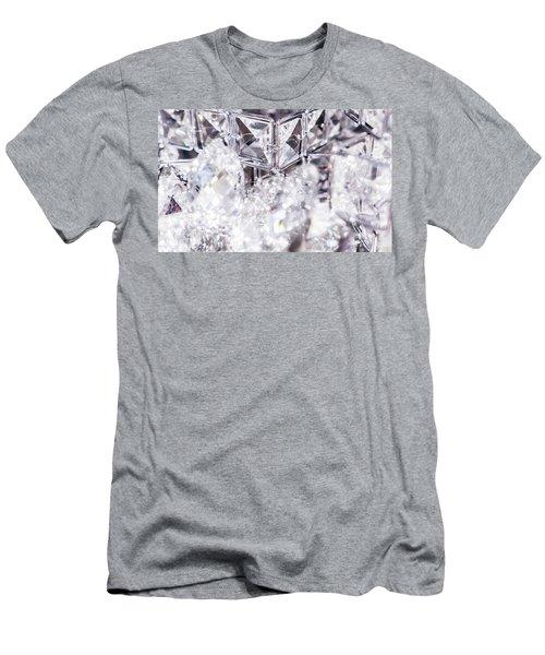 Diamond Shine V Men's T-Shirt (Athletic Fit)