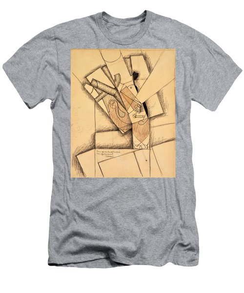 Digital Remastered Edition - The Smoker Men's T-Shirt (Athletic Fit)