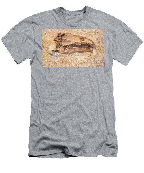 Dinosaur Men's T-Shirt (Athletic Fit)