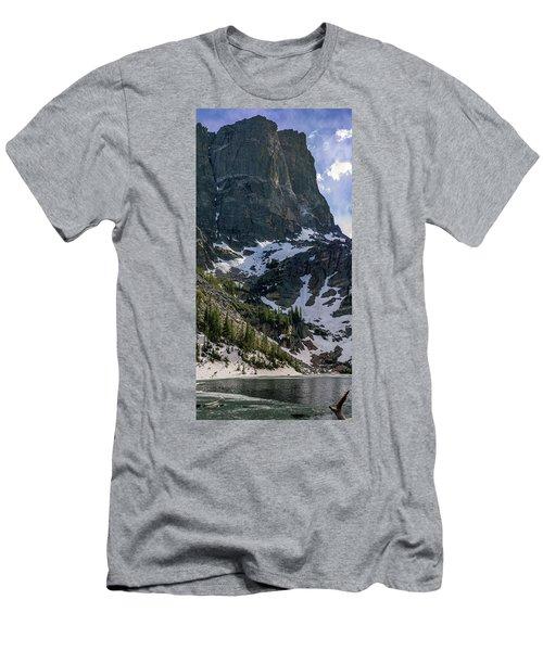 Dividing The Nation Men's T-Shirt (Athletic Fit)