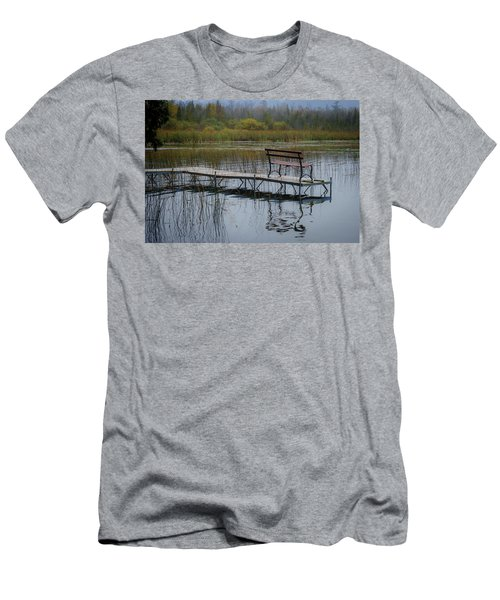 Dock By The Bay Men's T-Shirt (Athletic Fit)