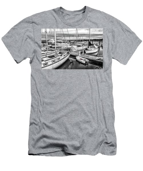 Docked Up Men's T-Shirt (Athletic Fit)