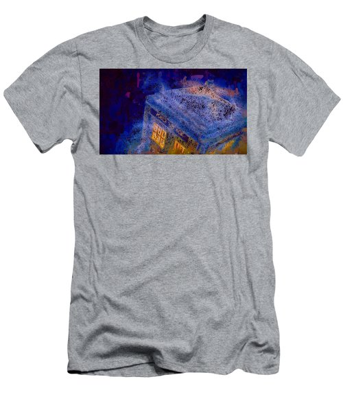 Doctor Who Tardis 2 Men's T-Shirt (Athletic Fit)