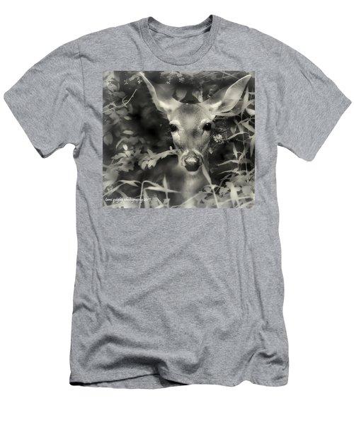 Doe's Summer Portrait Men's T-Shirt (Athletic Fit)
