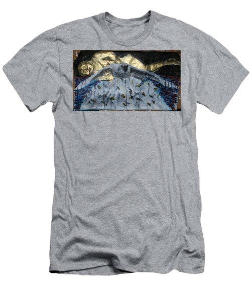Don't Fight Your Dreams Men's T-Shirt (Athletic Fit)