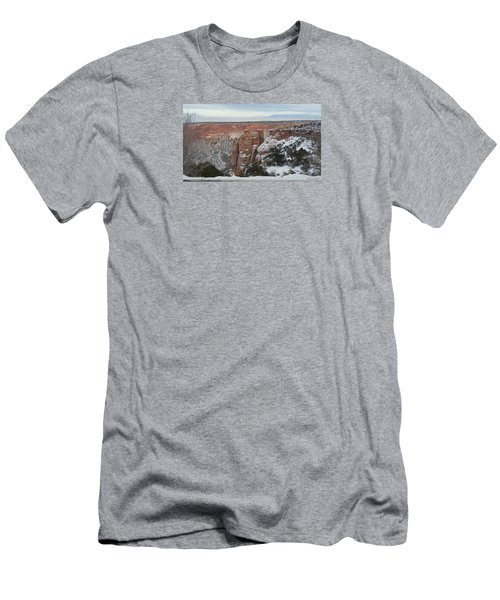 Donut Hole Men's T-Shirt (Athletic Fit)