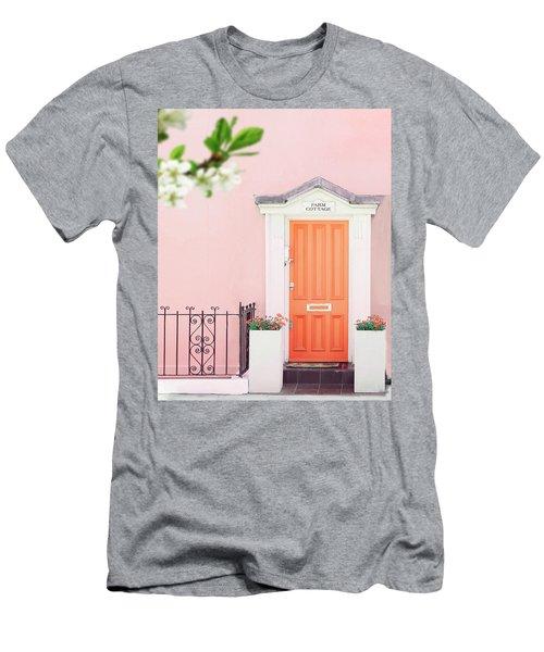 Door To Pastel Heaven Men's T-Shirt (Athletic Fit)