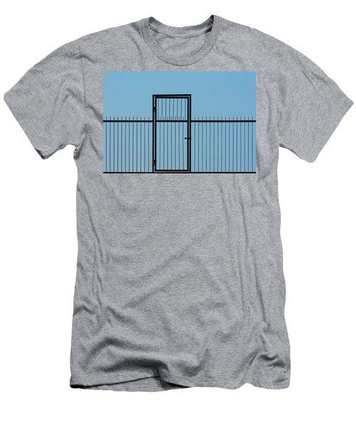 Door To The Sky Men's T-Shirt (Athletic Fit)