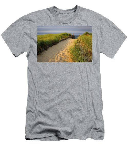 Down To The Sea Men's T-Shirt (Athletic Fit)