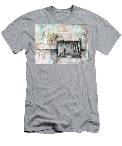 Dream With Me Men's T-Shirt (Athletic Fit)