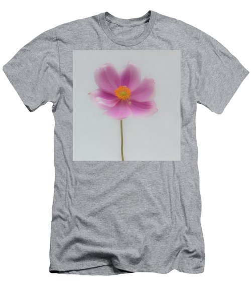 Dreamy Pink Anemone Men's T-Shirt (Athletic Fit)