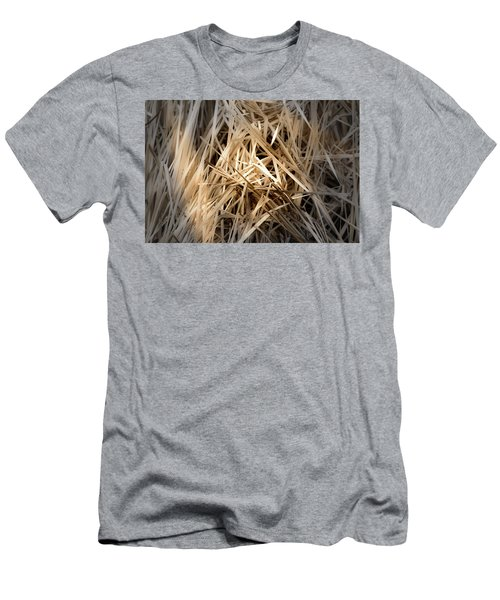 Dried Wild Grass I Men's T-Shirt (Athletic Fit)