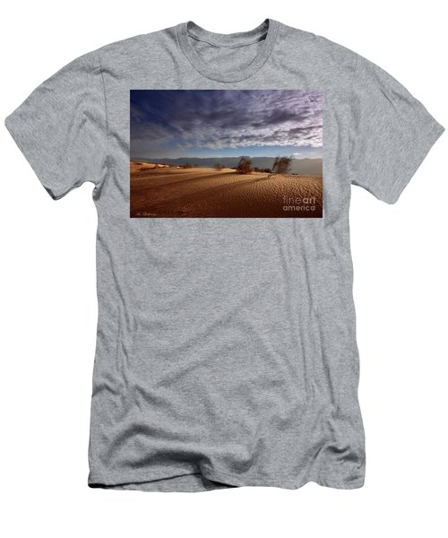 Dune In Motion Men's T-Shirt (Athletic Fit)