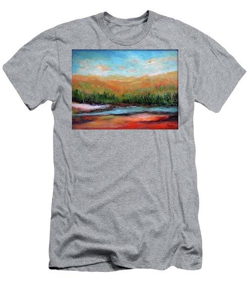 Edged Habitat Men's T-Shirt (Athletic Fit)