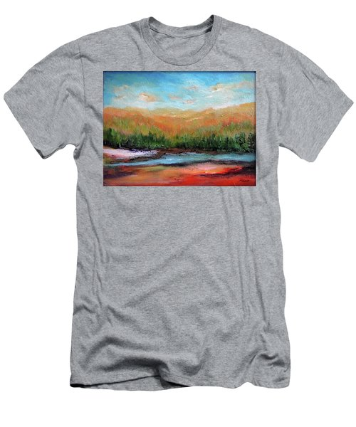 Edged Habitat Men's T-Shirt (Athletic Fit)