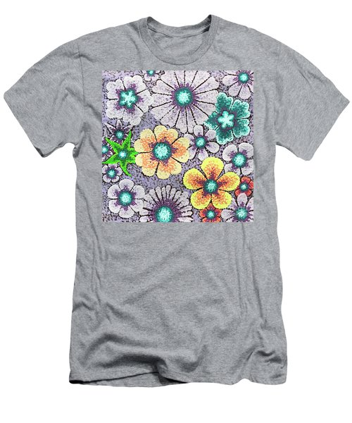 Efflorescent 11 Men's T-Shirt (Athletic Fit)
