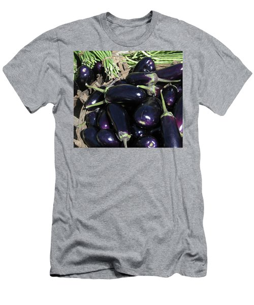 Eggplants   For Sale In In Chatikona  Men's T-Shirt (Athletic Fit)