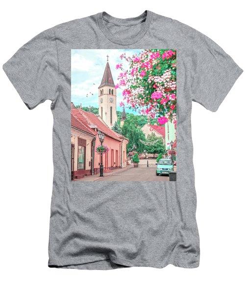 Ella Men's T-Shirt (Athletic Fit)