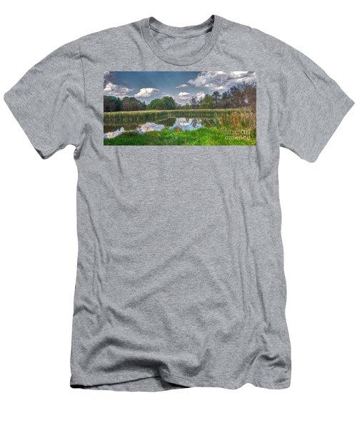 Ellis Pond Men's T-Shirt (Athletic Fit)